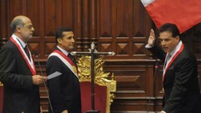 Omar Chehade, vicepresidente de Perú