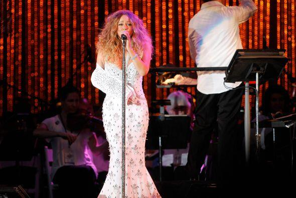 Mariah Carey es la tercera mujer que más discos ha vendido en la histori...