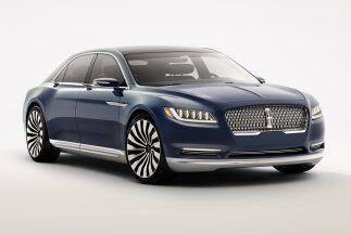El nuevo sedán de la marca Lincoln destaca por su poder y elegancia en e...