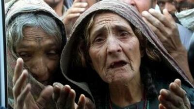 Unos 1,200 millones de personas en todo el mundo padecen hambre y depend...