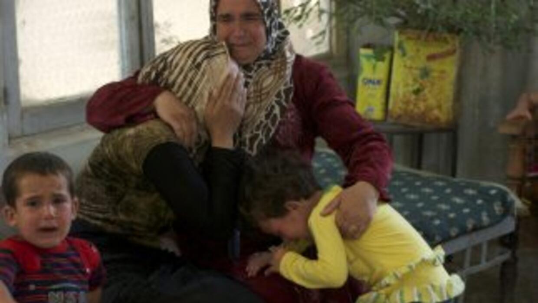 El Comité Internacional de la Cruz Roja (CICR) denunció que sus colabora...