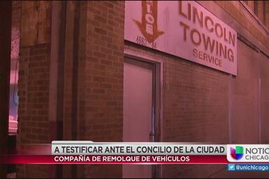 Piden comparecencia de compañía Lincoln Towing