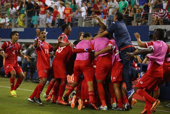 México veía como se le escapaba la final ante los canaleros y no podría...