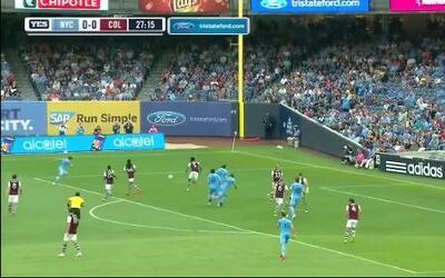 Mira el hat trick de Frank Lampard a Tim Howard