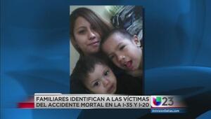 Luto por trágica muerte de familia en Dallas