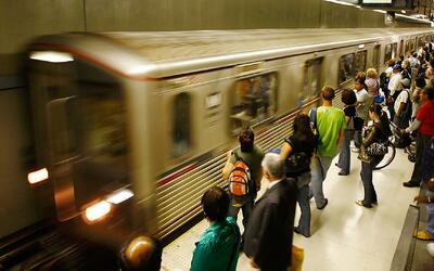 Emiten alerta ante amenaza de ataque al Metro de Los Angeles