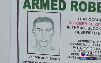 Un hombre es golpeado por un asaltante en Deerfield Beach