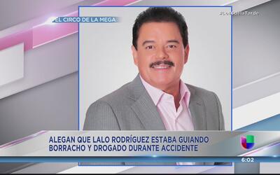 Lalo Rodríguez desmiente confuso incidente en Florida