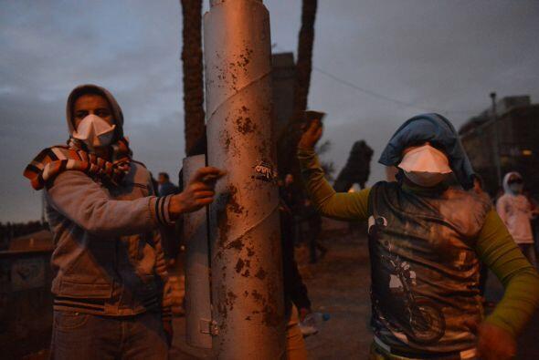 La oposición ha anunciado que boicoteará esos comicios si Morsi no cede...