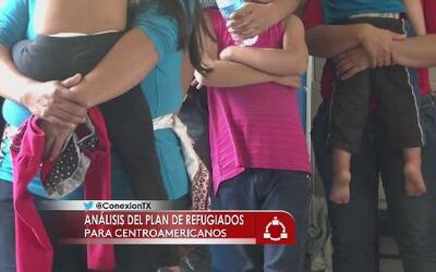 Beneficios para centroamericanos de plan de refugiados