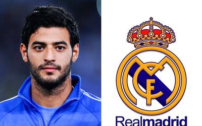 Carlos Vela podría dejar a la Real Sociedad con destino al Real Madrid.