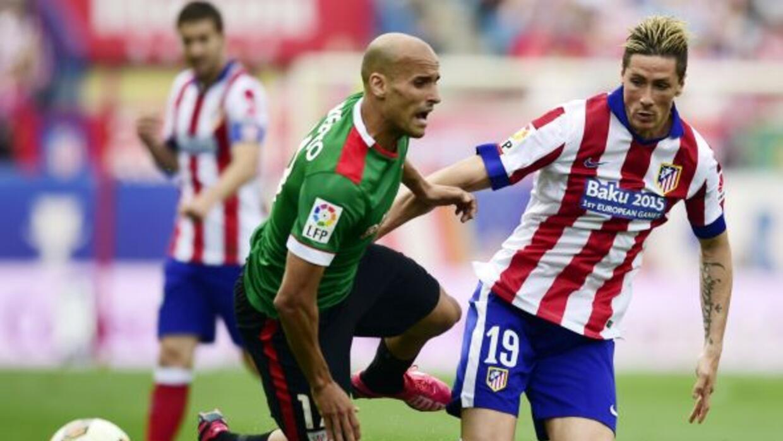 Los Colchoneros no pudieron romper el cero en casa ante el Bilbao.