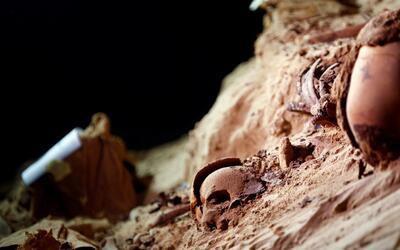 Descubren tumba con al menos 32 momias en Egipto