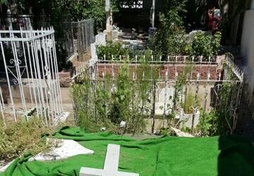 Descubren túnel transfronterizo que iniciaba en el cementerio de Nogales...