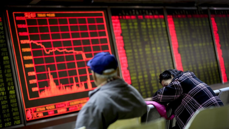 Mercado de valores en China