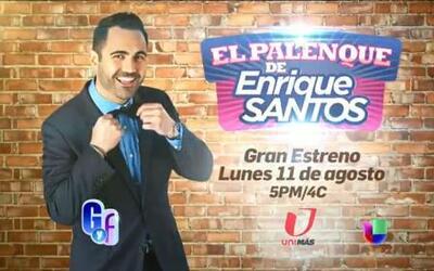 Enrique Santos nos dijo lo que nos espera en 'El Palenque'