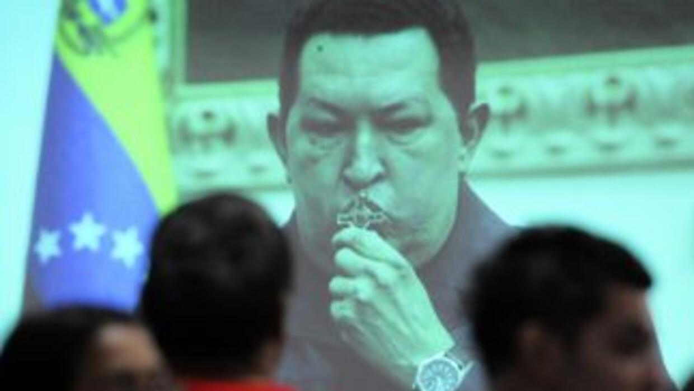 Venezuela se despide del presidente Hugo Chávez, quien falleció el 5 de...