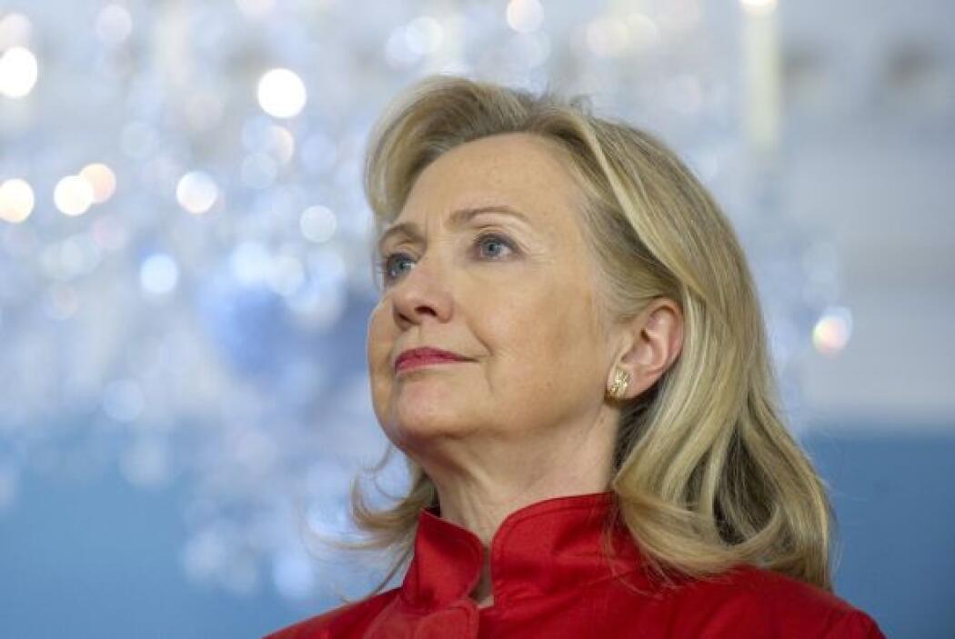 Julio 14- Hillary Clinton llega a Egipto, siendo la primera visita de un...