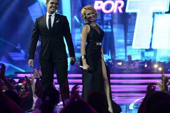 "Espiridión Magaña y Paloma Carrasco cautivaron con ""No me ames"", de J.Lo..."