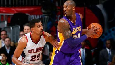 Con los 28 puntos conseguidos en la victoria de los Lakers, el basquetbo...