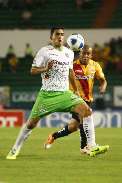Viatri, delantero argentino, jugó por un año en la Liga MX donde consigu...