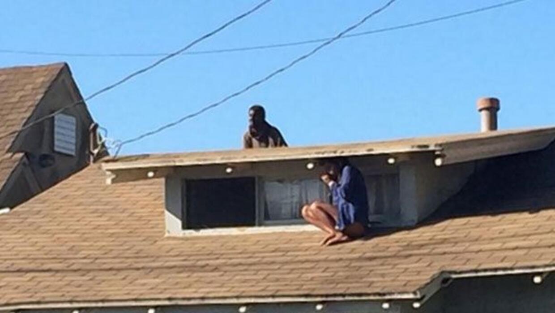 La imagen del vagabundo que entró en la casa de su víctima la persiguió...
