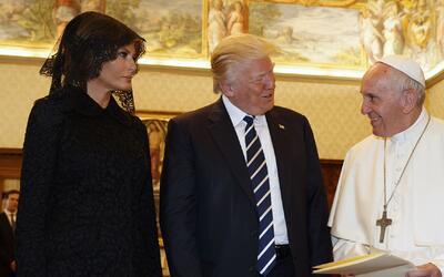 Los looks de algunas primeras damas durante sus visitas al Papa