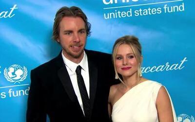 ¡Kristen Bell está embarazada nuevamente!