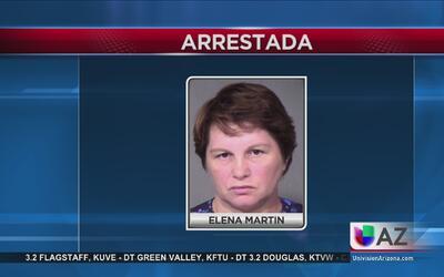 Mujer acusada de maltratar a una anciana de 89 años
