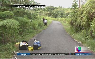 Hallan hombre asesinado en el barrio Quebrada Arenas en San Lorenzo