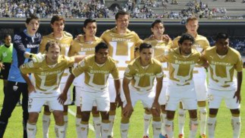 Pumas quiere darle la vuelta a la llave ante Mérida para mantenerse en l...