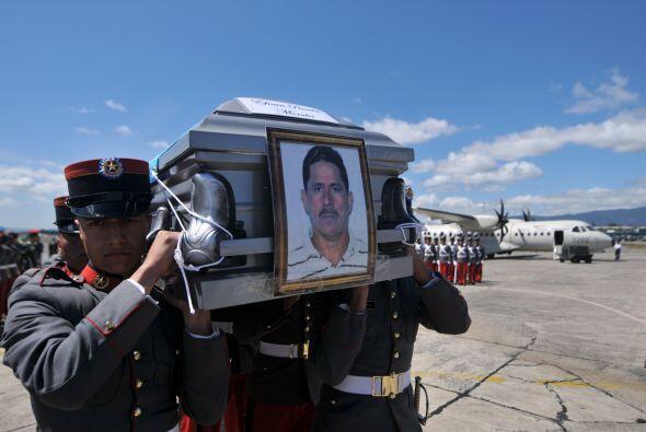 Las autoridades mexicanas informaron que en el grupo había inmigrantes d...