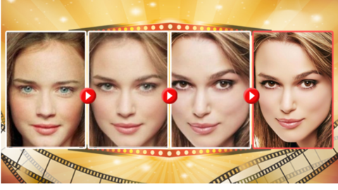 La aplicación 'A qué famoso te pareces' ha sido creada por...