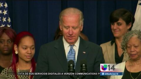 Joe Biden pide se mantenga ley de salud asequible