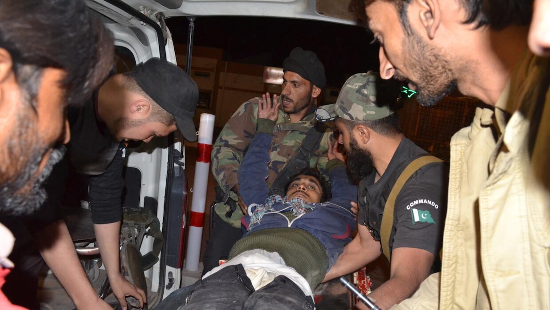 Los terroristas atacaron el cuartel cuando los cadetes estaban durmiendo