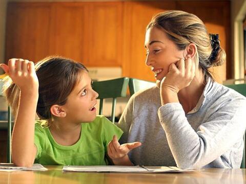 Un aspecto importante para que un niño pueda sentirse feliz, es s...