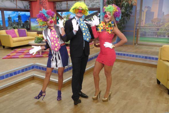 Alan, Karla y Ximena nos regalaron momentos de mucha diversión con sus i...