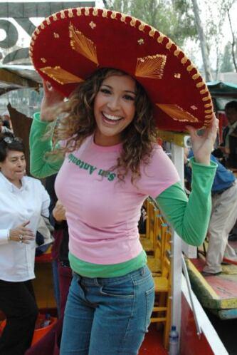 Pero eso sí, como buena mexicana, el picante no puede faltar en su mesa.