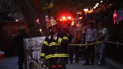 Tan sólo dos pacientes y una enfermera lograron sobrevivir en el incendi...