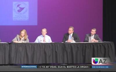 Arrancan los debates en Arizona