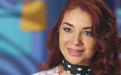 Daniela Luján es una persona muy especial para los Mega Minis