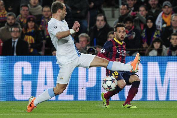 Con la ventaja de 2-0 obtenida en el primer duelo, el conjunto catalán e...
