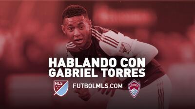 Hablando de la MLS con Gabriel Torres