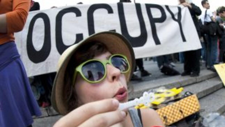 No es la primera vez que Occupy Wall Street, integrado por economistas m...
