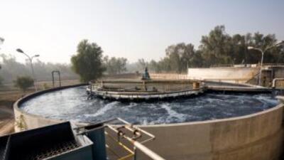 Las autoridades federales investigan si una planta de filtración de agua...
