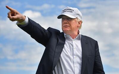 Donald Trump plantea un nuevo enfoque en la política exterior de...