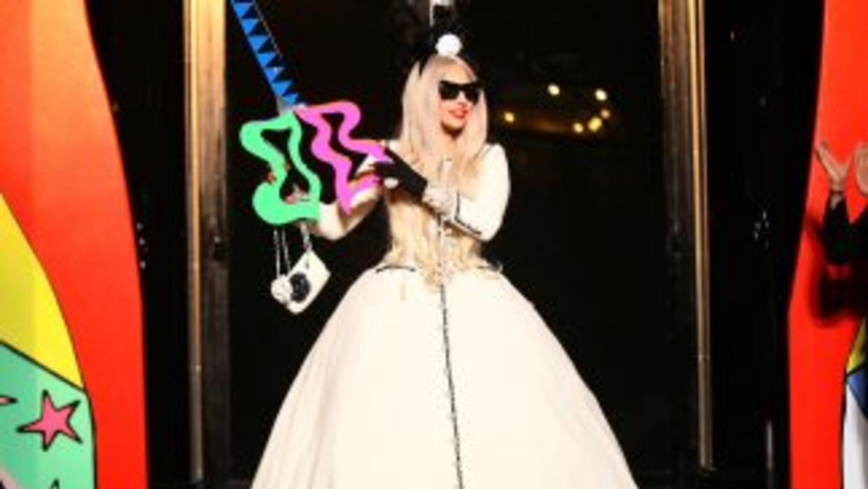 La cuenta deTwitterde Lady Gaga fue usada para distribuir masivamente...