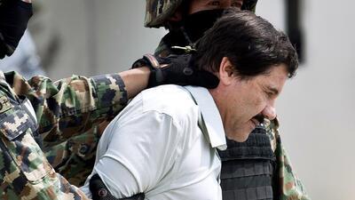 Autoridades mexicanas dan detalles de la fuga de El Chapo
