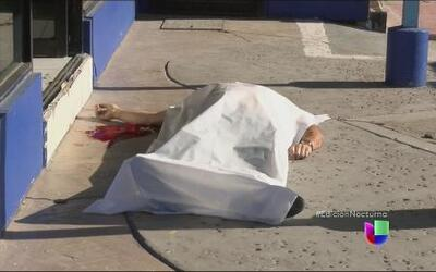 Los narcomenudistas disparan los homicidios en Tijuana