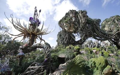 El mundo de 'Avatar' ya es una realidad y está en el parque 'Animal King...